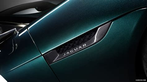jaguar  type project  side vent hd wallpaper
