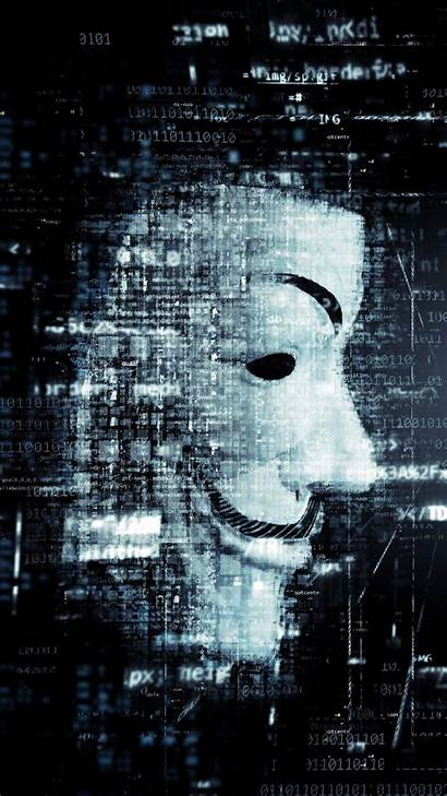 Hacker Mask Anonymous Iphone Wallpapers 5k Android