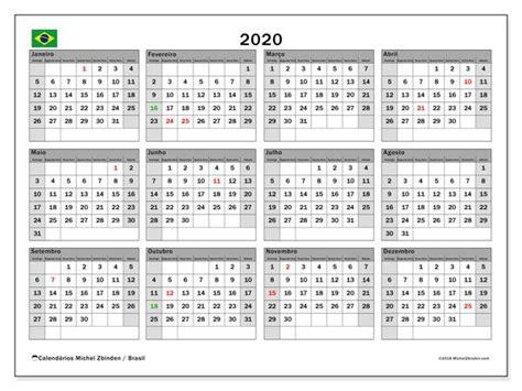 calendario brasil calendario imprimir
