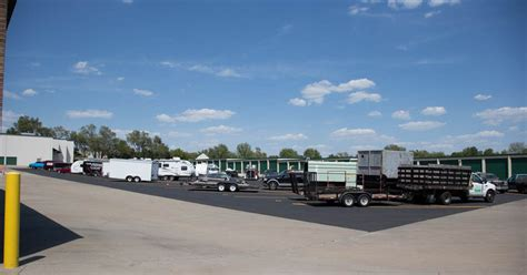 Boat Storage Kansas City by Self Storage Facilities In Kansas By Central Self Storage