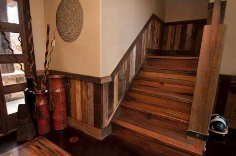 Wainscot Flooring by Photo 13765 Picklewood Flooring Stairs Wainscot And Doors