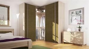 Begehbarer Kleiderschrank Ecke : schlafzimmerschranksysteme f r ihre wohnung ~ Markanthonyermac.com Haus und Dekorationen