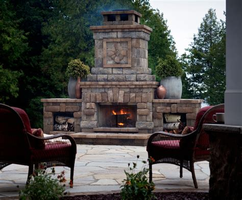belgard fireplace price list belgard elements wexford collection traditional outdoor products chicago by harmony