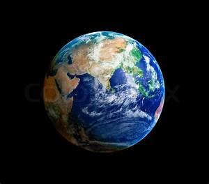 Globe Terrestre Carton : jorden globe asien billede i h j opl sning stock foto colourbox ~ Teatrodelosmanantiales.com Idées de Décoration