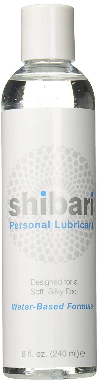buy shibari premium personal lubricant water based lube