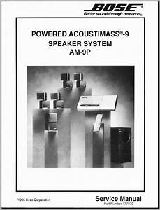 Bose Powered Acoustimass