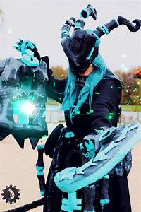 Thresh Cosplay -League of Legends by KuroCosplayy on ...