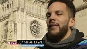 Basketball: Jonathan Kazadi effectue sa première année à ...