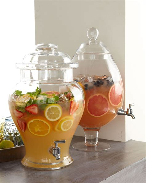 cheers   chic clear drink dispensers