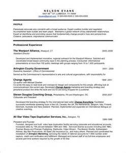 resume template for community service community relations manager free resume sles blue sky resumes