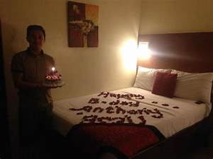 ROMANTIC SET UP - Picture of View Park Hotel, Tagaytay ...