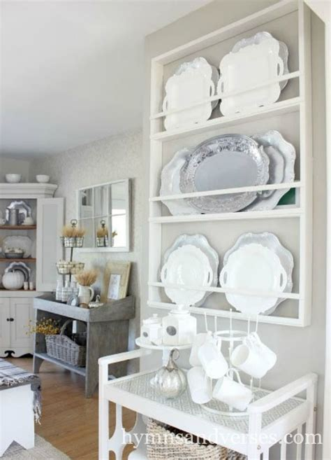 Top Farmhouse Style Wall Plates Most Important