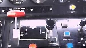 RailFans Inside WDP4 Rail Engine - YouTube