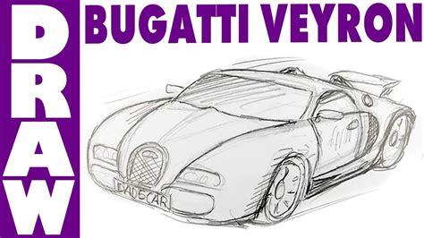 Bugatti veyron drawing free download best bugatti veyron drawing. How to draw a Bugatti Veyron - spoken tutorial - YouTube