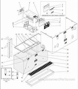 Bunn U3 Parts List And Diagram