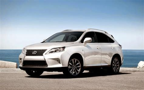 2016 Lexus Rx 350 Concept, Release Date And Redesign