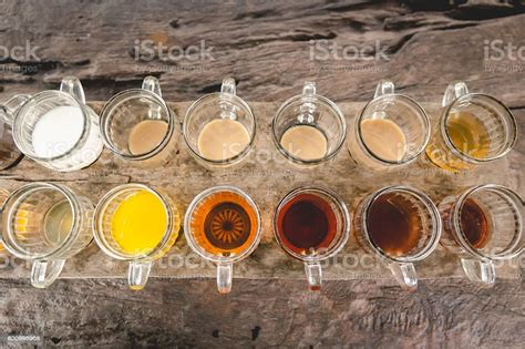 Peace of mind coupled to efficiency and flexibility. Large Group Of Coffee And Tea Choice Stock Photo - Download Image Now - iStock