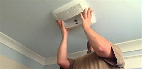 tips  installing  bathroom exhaust vent fan todays