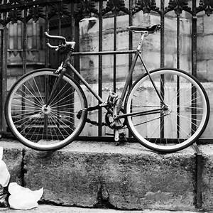 Fotoabzug Auf Holz : foto auf holz verlassenes fahrrad ~ Orissabook.com Haus und Dekorationen