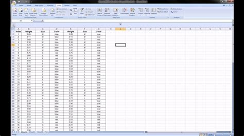 excel grouping columns rows rk