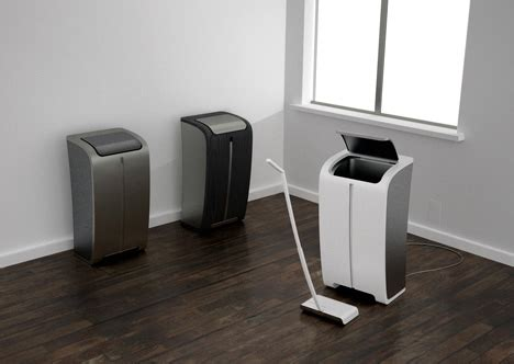 designer trash can ten creative garbage bin concepts and designs yanko design