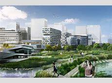 Bao'an Urban Design Competition in Shenzhen China e
