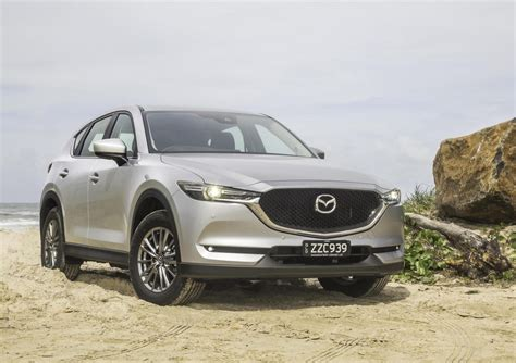 2018 Mazda Cx5 Updated, Gets Uprated Twinturbo Diesel