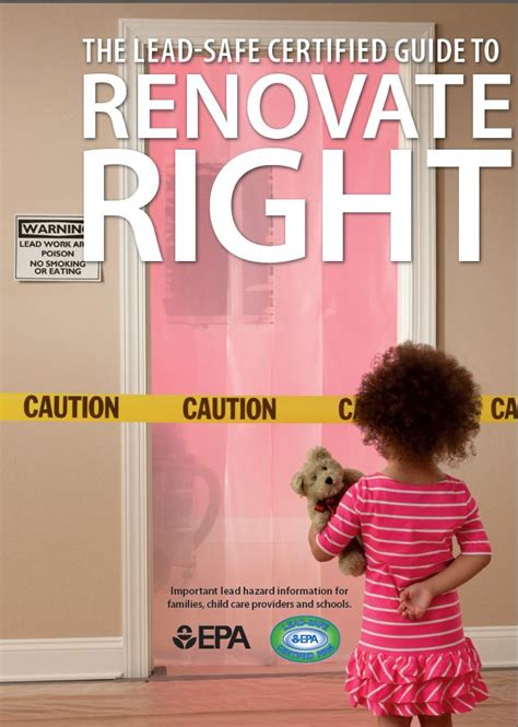 epa lead renovator safety training center