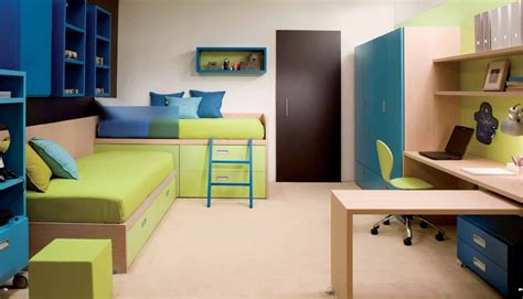 Simple Small Bedroom Design For Boys  Home Combo