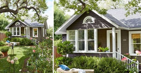 Gorgeous 1880s House by Charming Small Cottage Has A Gorgeous Kitchen Layout That