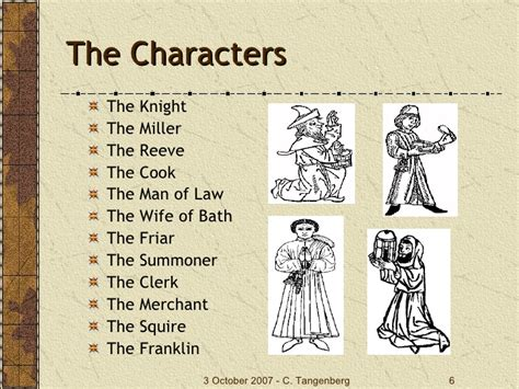 the canterbury tales prologue in modern pictures canterbury tales prologue worksheet dropwin
