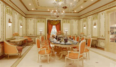 20 Fabulously Attractive Classical Dining Room Designs