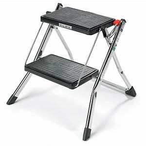 2-step, Stool, Replacement, Feet