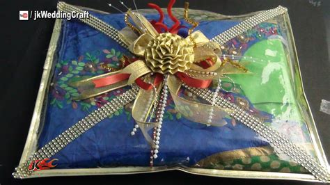 Easy Wedding Trousseau Packing How To Pack Indian Dress