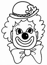 Clown Drawing Leprechaun Evil Face Drawings Characters Coloring Clowns Fr Printable Clipartmag sketch template