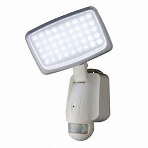 xepa 160 degree outdoor motion activated solar powered With outdoor security lighting at home depot