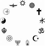 Clipart - World Religi...Religions Of The World Symbols