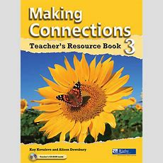 Making Connections Teacher's Resource Book 3 And Cdrom (nz Year 4), 1, Kovalevs, Kay