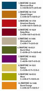 pantone burgundy color