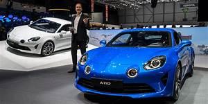Salon De L Auto Montpellier : alpine voitures volantes ce que nous promet le salon de l automobile de gen ve ~ Medecine-chirurgie-esthetiques.com Avis de Voitures