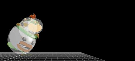 bowser jr ssbhitboxes smashwiki  super smash