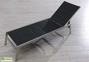 Bain De Soleil Aluminium : prix sold s bain de soleil aluminium gris textil ne bleu ~ Dailycaller-alerts.com Idées de Décoration