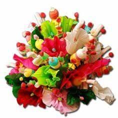 diy 6 bouquet de bonbons pour maman gourmande With affiche chambre bébé avec bouquet de fleurs saint valentin