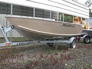 Polar Kraft Aluminum Boats Images