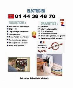 Electricien Joinville Le Pont : electricien charenton le pont ligne 01 44 38 48 70 30 ~ Premium-room.com Idées de Décoration