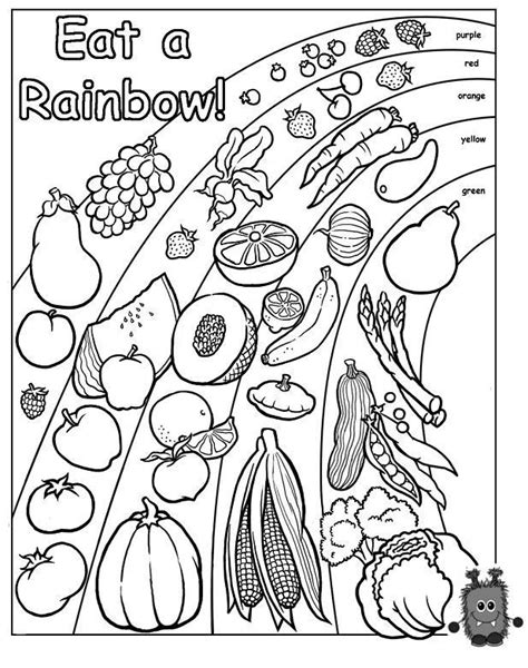 woozle rainbow coloring coloring pages pinterest