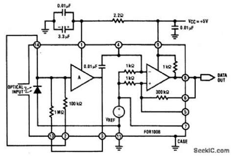 Index Analog Circuit Basic Diagram