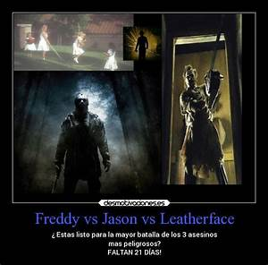 Freddy Krueger Vs Leatherface Pictures to Pin on Pinterest ...