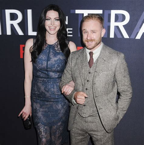 Inside Laura Prepon Ben Fosters Private Relationship
