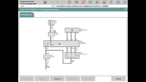 wiring diagram function  bmw icom isid software youtube